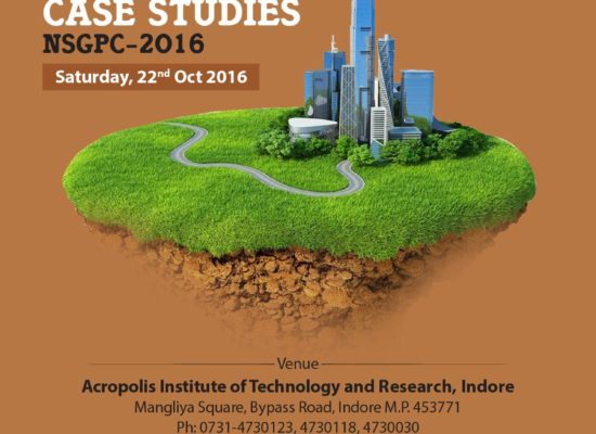 NATIONAL SEMINAR ON GEOTECHNICAL PROBLEMS – 22nd October 2016